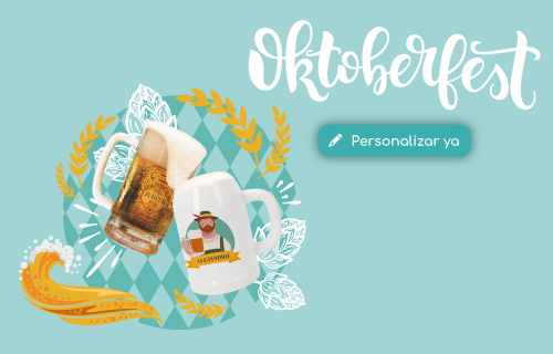 Oktoberfest personalizado