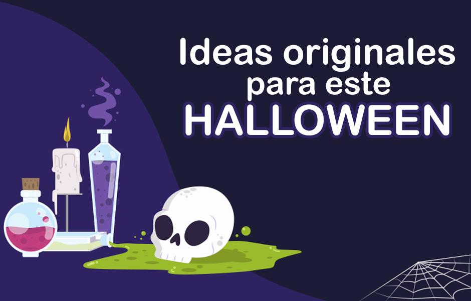 🎃 Ideas para Fiesta de Halloween