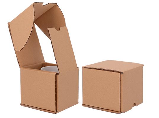 Embalaje para transporte de tazas de 6 unidades