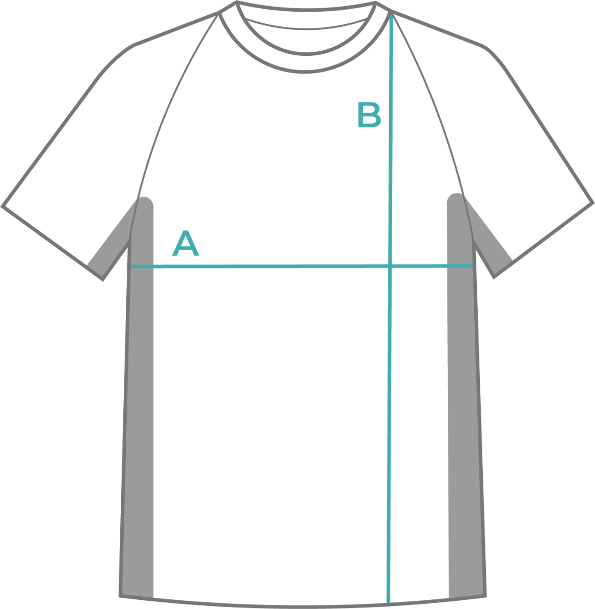 Medidas camiseta técnica